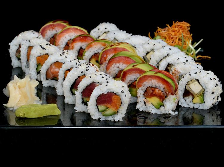 Суши бары Тель-Авива, японские рестораны в тель авиве по версии ресторанных  экспертов